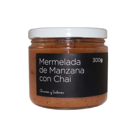 Mermelada de Manzana con Chai