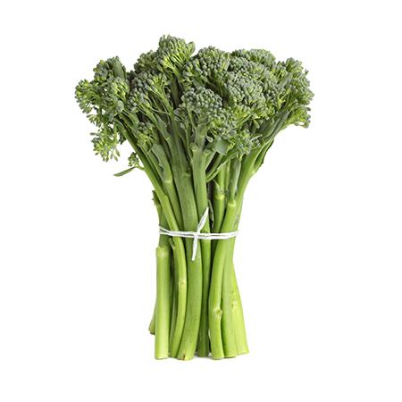 Broccolini orgánico