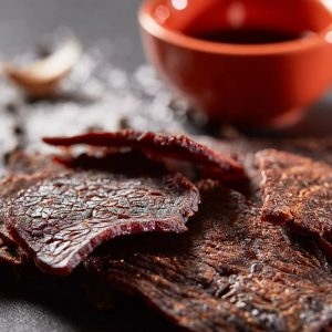 Carne Seca de Res con Sal, 100g