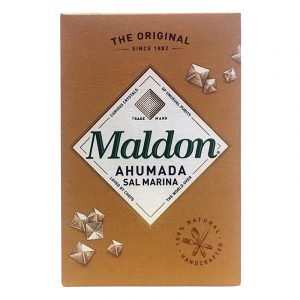 Sal de Mar Maldon Ahumada, 125g