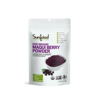 Maqui Berry en Polvo