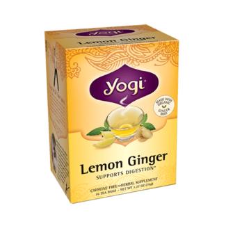 Yogi Lemon Ginger
