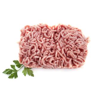 Carne molida de ternera