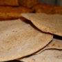 tortillas, with, cornbread, background