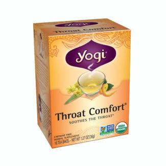 Yogi Tea, té de limón, miel y otras hierbas