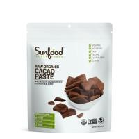 pasta de cacao organico