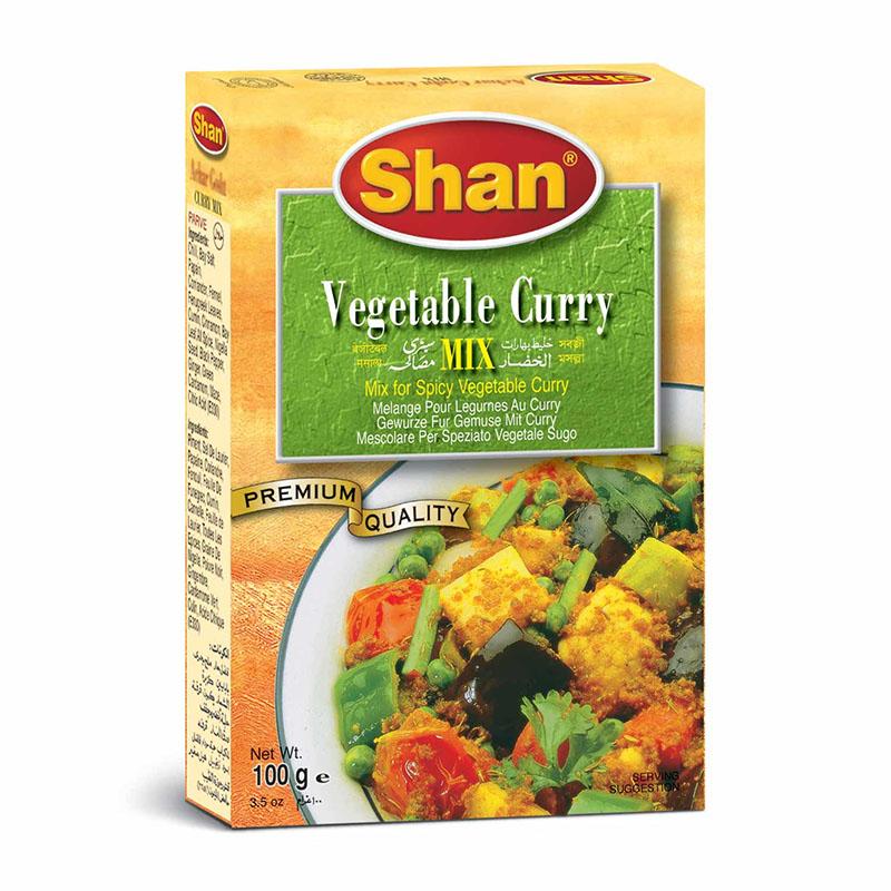 Curry para Verduras, 100g