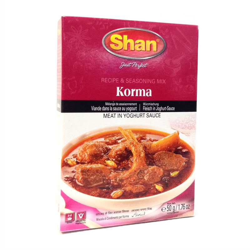 Curry Korma, 50g