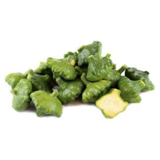 Calabaza estrella verde baby