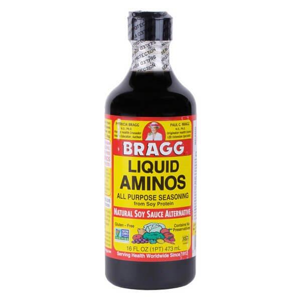 Bragg aminos líquidos, 473ml