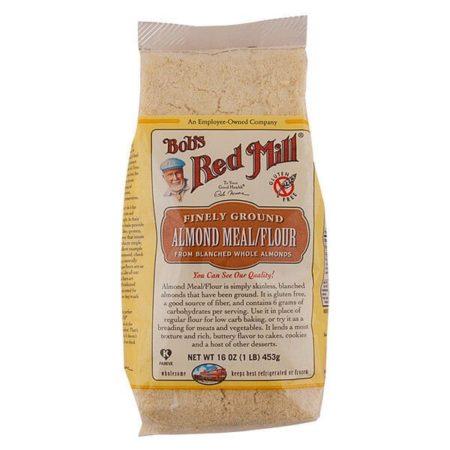 Bob´s Red Mill, Harina de Almendra libre de gluten