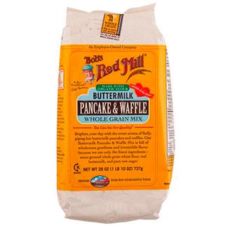 Harina para Hot cakes  y Waffles (Buttermilk, Wholegrain)