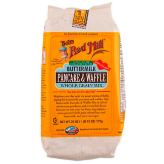 Harina para Hot cakes  y Waffles (Buttermilk, Wholegrain)