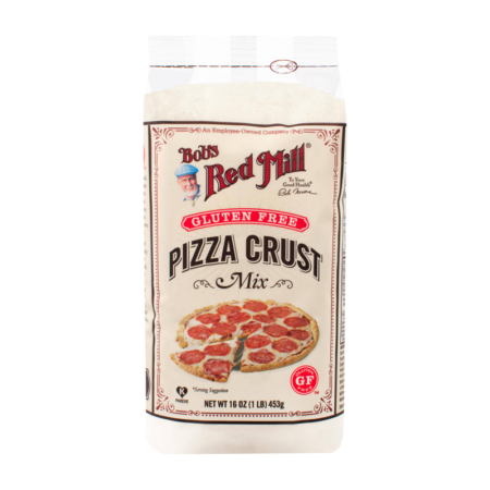 Harina para hacer Pizza, libre de gluten