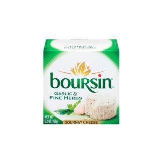 Queso Boursin con hierbas