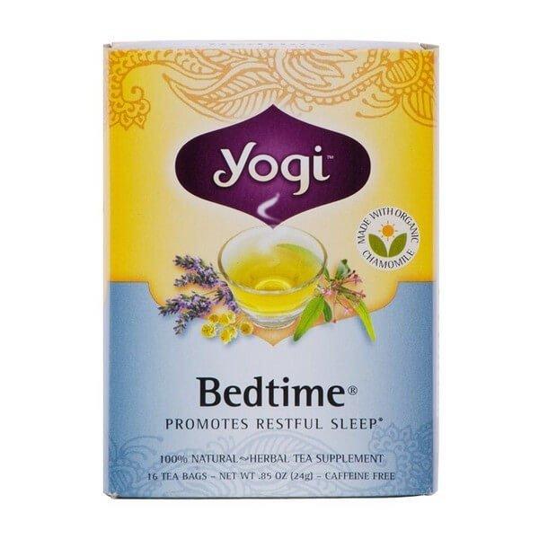 Yogi Tea, Bedtime, Té Hora de Dormir, Sin cafeína, 24g