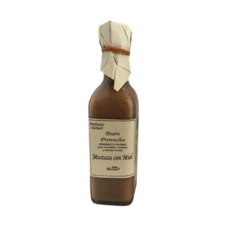 Aderezo de Mostaza con miel