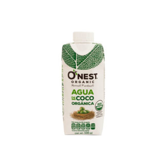 Agua de coco O'nest Organic