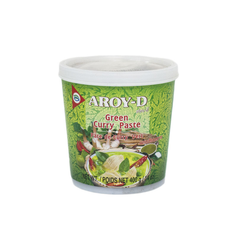 Curry Verde en Pasta, 400g