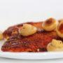 Pan Chicken Mushrooms Schnitzel Chicken Cutlet