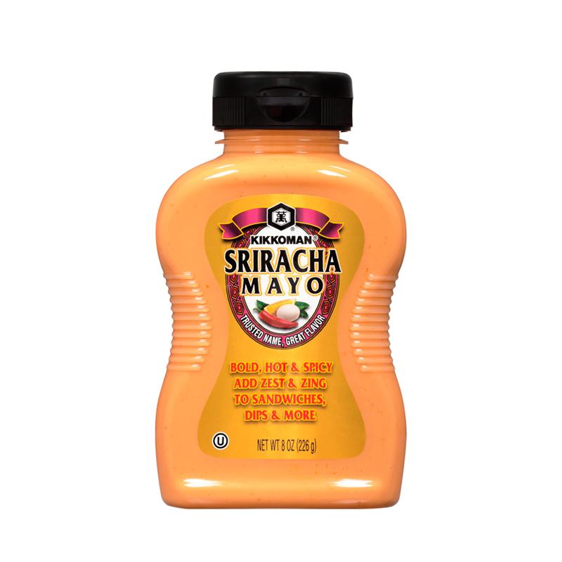 Sriracha Mayo Kikkoman, 226g