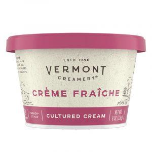 Creme Fraiche Vermont Creamery, 227g