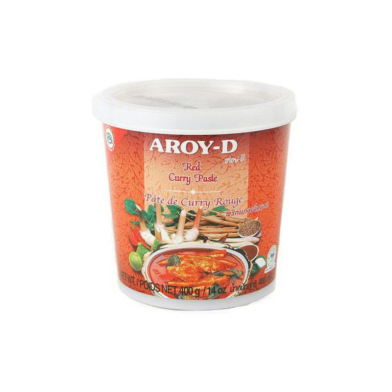 Curry Rojo en Pasta, 400g