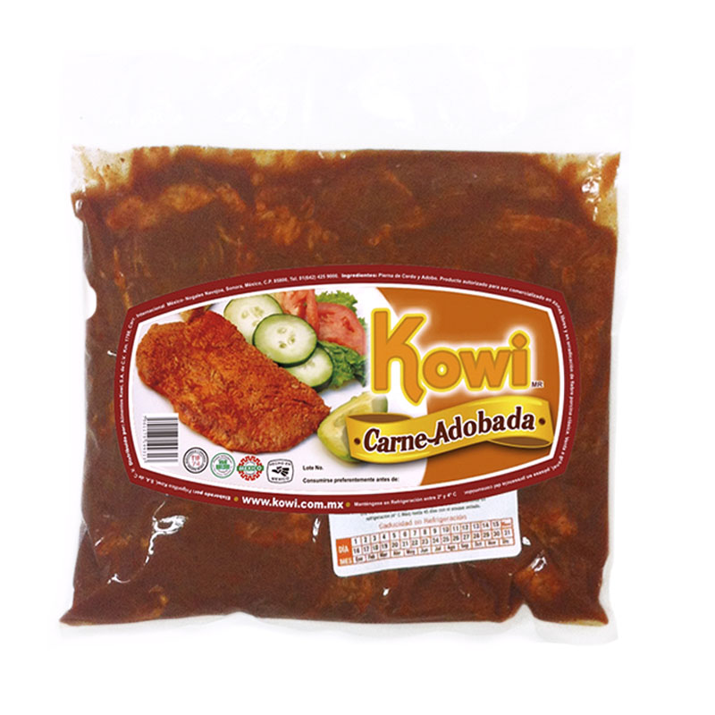 Carne Adobada, 1kg