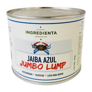 Carne de Jaiba Jumbo Lump, 454g