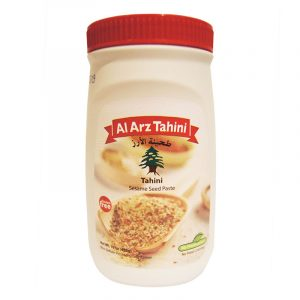 Tahini Pasta de Semillas de Ajonjolí, 453g