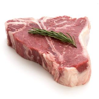 T-bone-steak-ing
