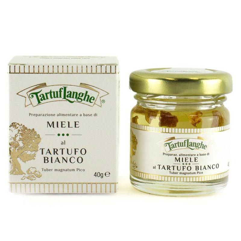 Miel de Acacias con Trufa Blanca, 40g