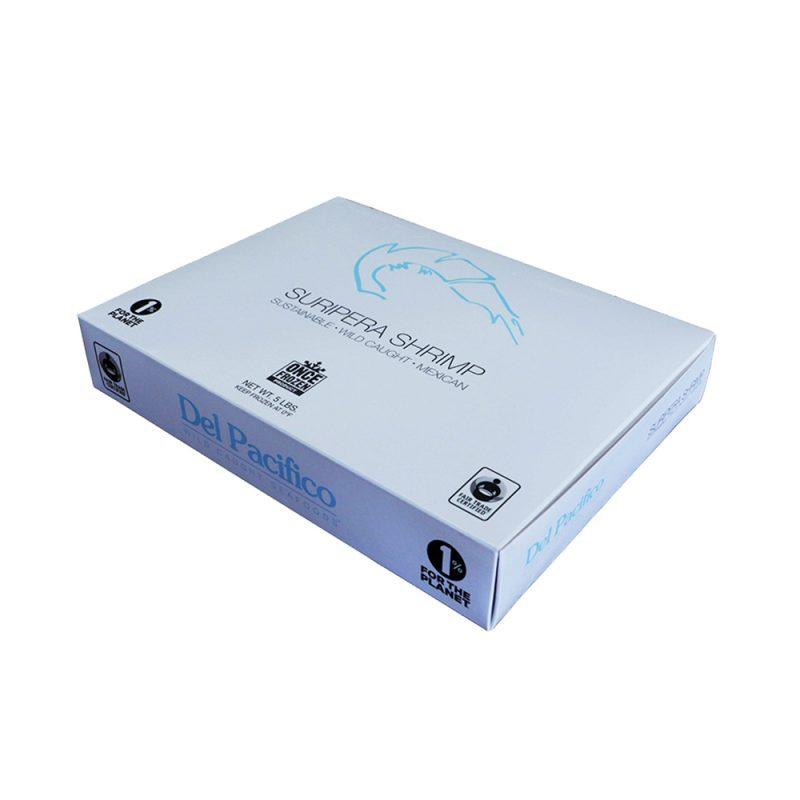 Camarón Azul U15 Sustentable, 2.27kg