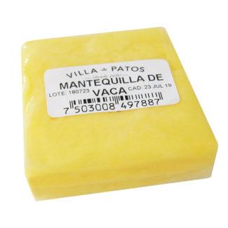 Mantequilla de Vaca Villa de Patos, 110g