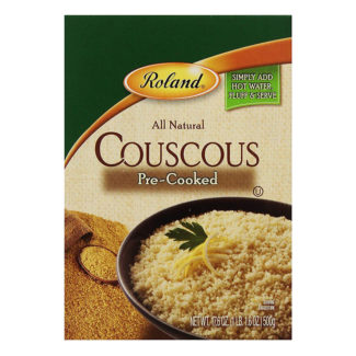 couscous-ing