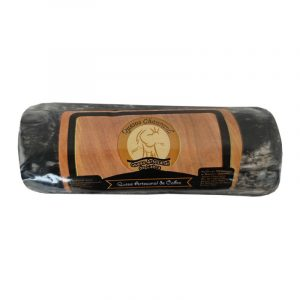 Queso de Cabra Artesanal con Ceniza, 300g