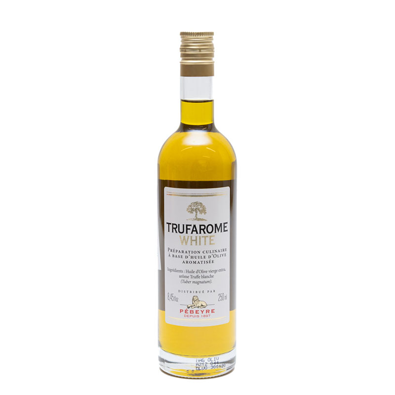 Aceite de Oliva con Aroma de Trufa Blanca, 250ml