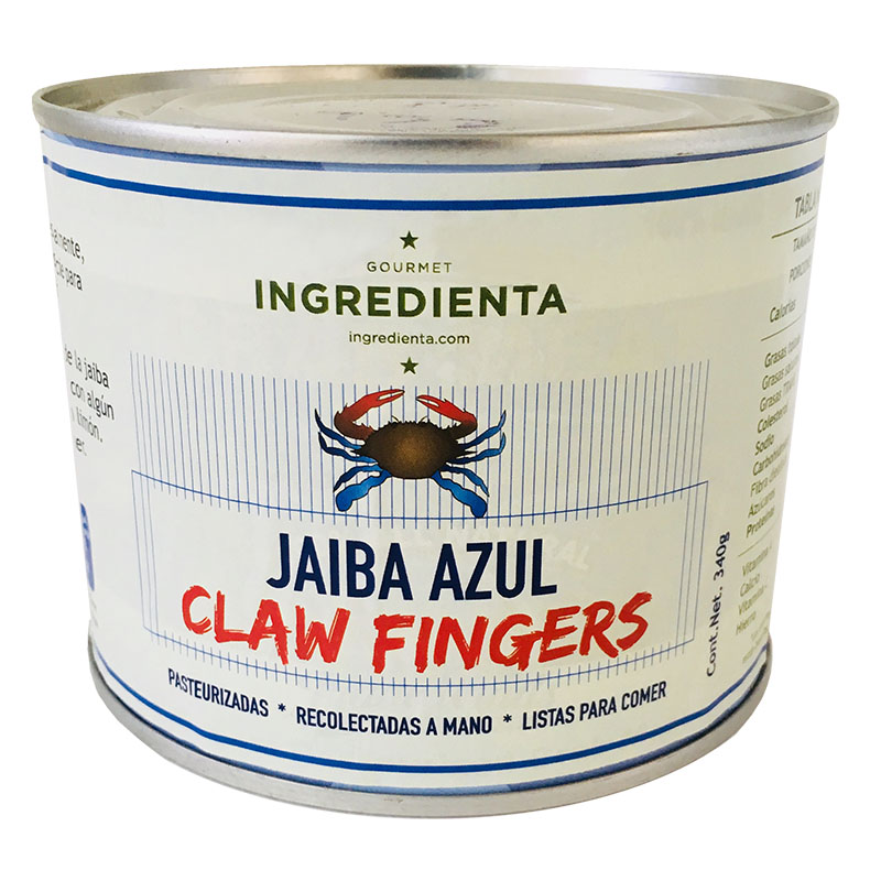 Cocktail Crab Claw Fingers, 340g