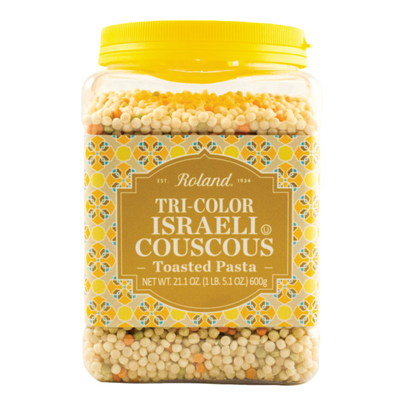 Cous Cous Tri-Color Israelí, 600g