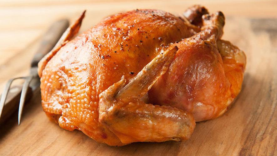 Pollo Asado Perfecto