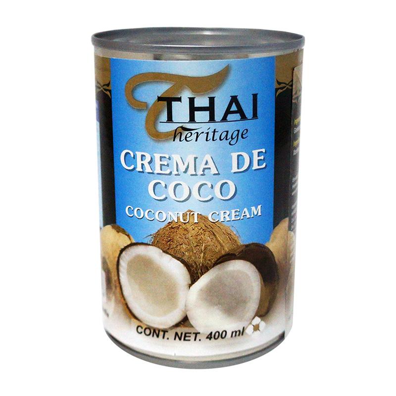 Crema de coco Thai, 400ml