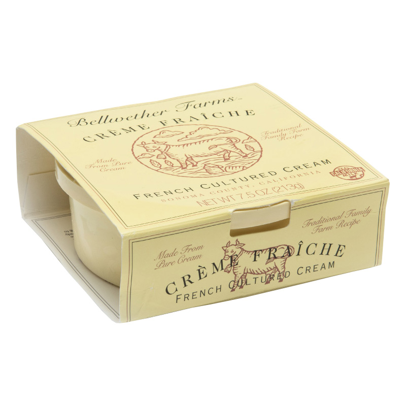 Creme Fraiche Bellwether Farms, 212g