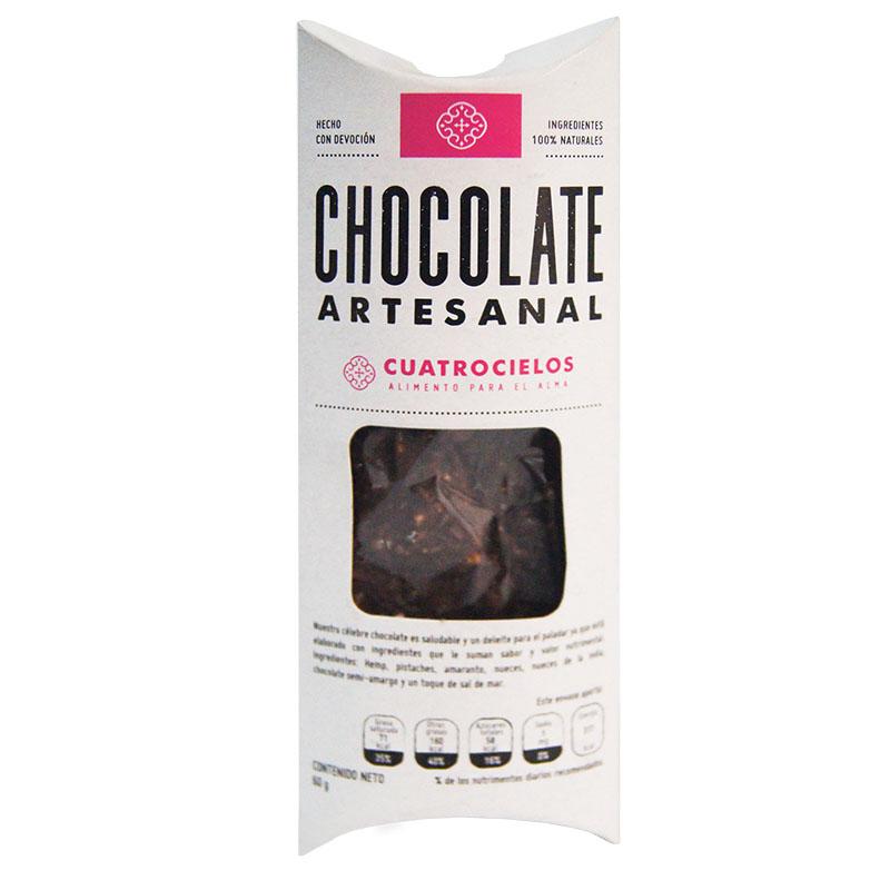 Chocolate Artesanal, 60g