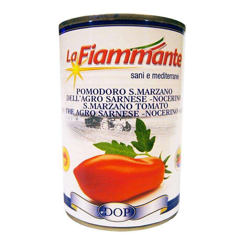 Tomate San Marzano Orgánico, 400g