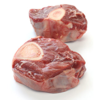 ossobuco, cross cut veal shanks