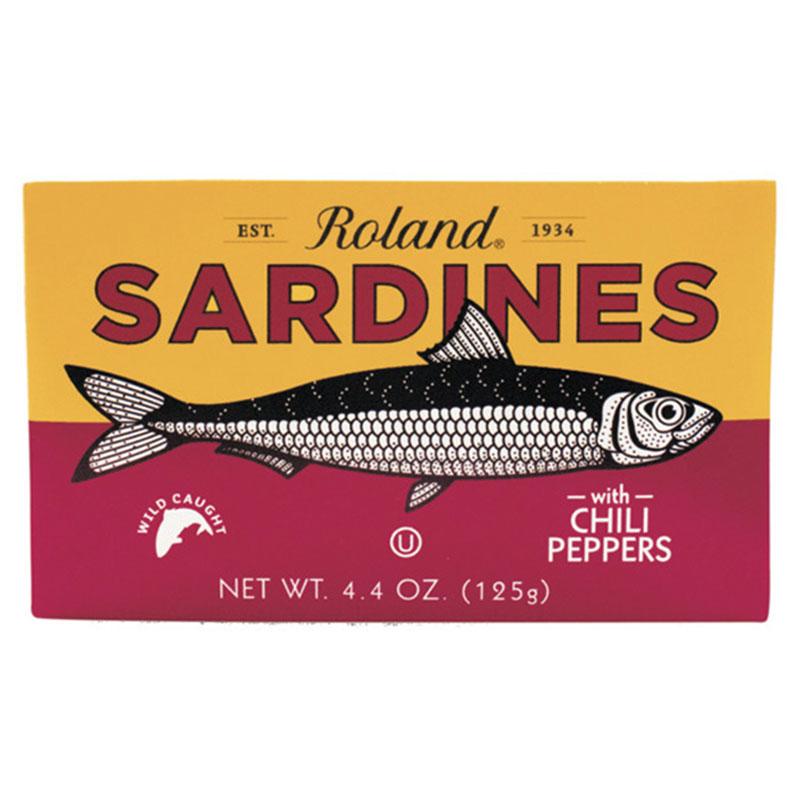Sardinas con Picante, 125g
