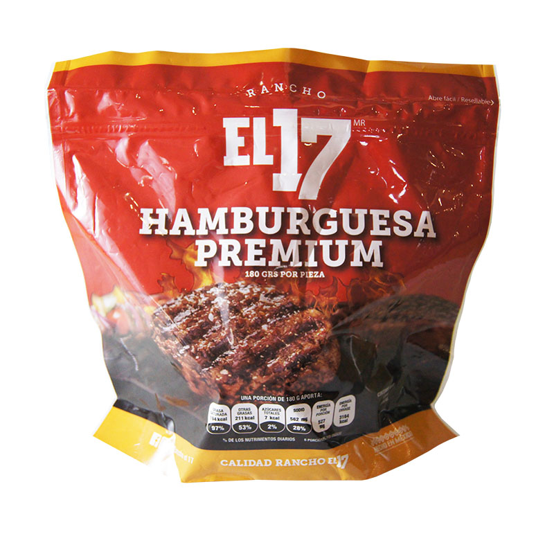 Hamburguesa Sonora 80/20, 1.080kg