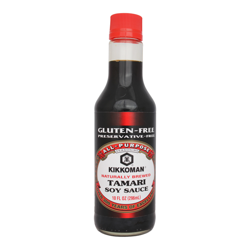Tamari Salsa de Soya sin Gluten, 296ml