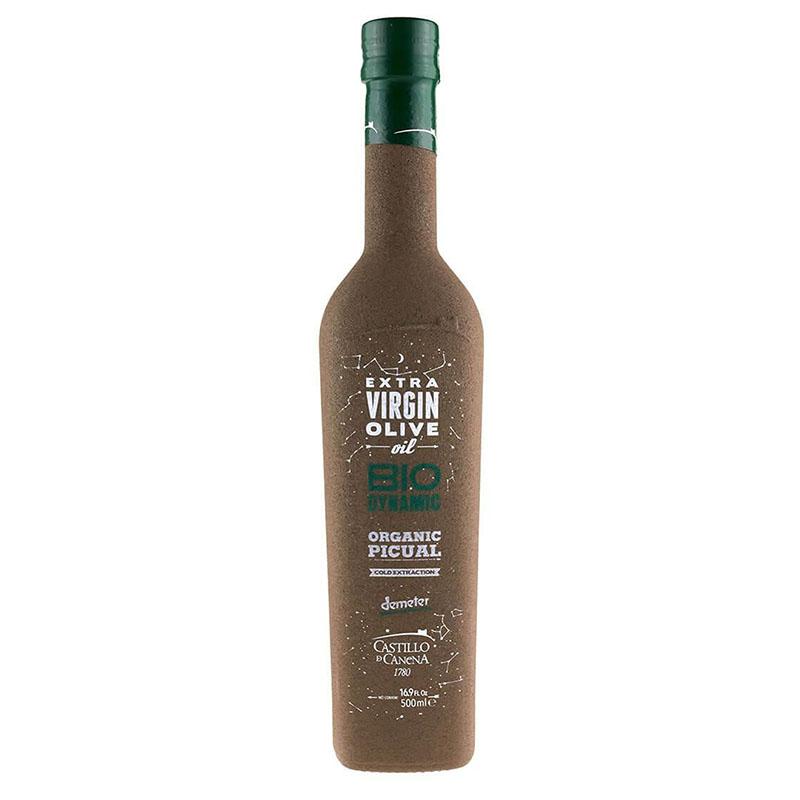 Aceite de Oliva Biodinámico Picual, 500ml