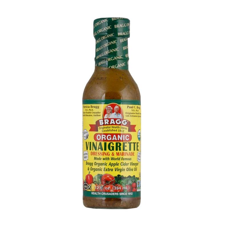 Aderezo de Vinagreta Orgánico, 354ml